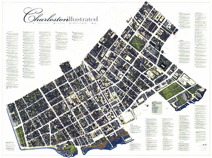 Charleston Illustrated